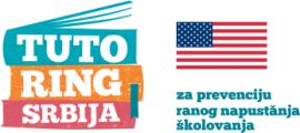 Tutoring USA flag